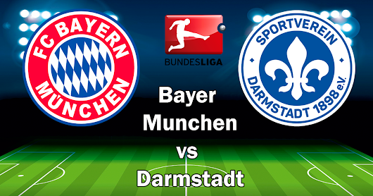 Bayer Munich 1-0 Darmstadt
