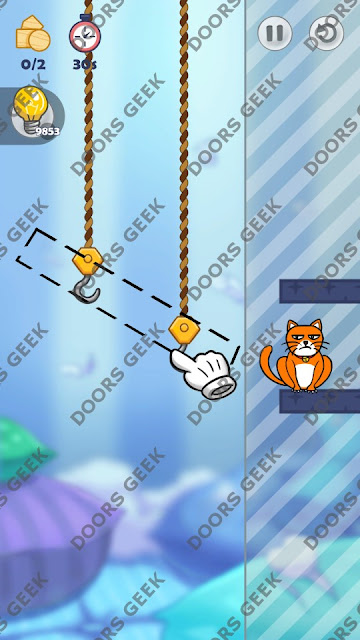 Hello Cats Level 81 Solution, Cheats, Walkthrough 3 Stars for Android and iOS