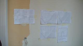 Merdiven uygulama teknik çizimleri