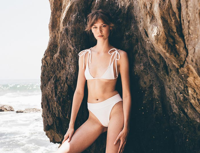 Rumi Neely launches swimwear line