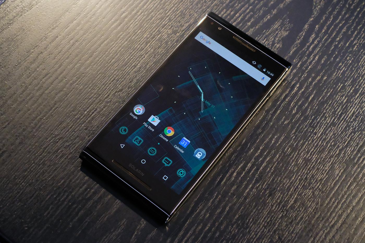 Smartphone Android Paling Aman Dibanderol Rp.189 Juta