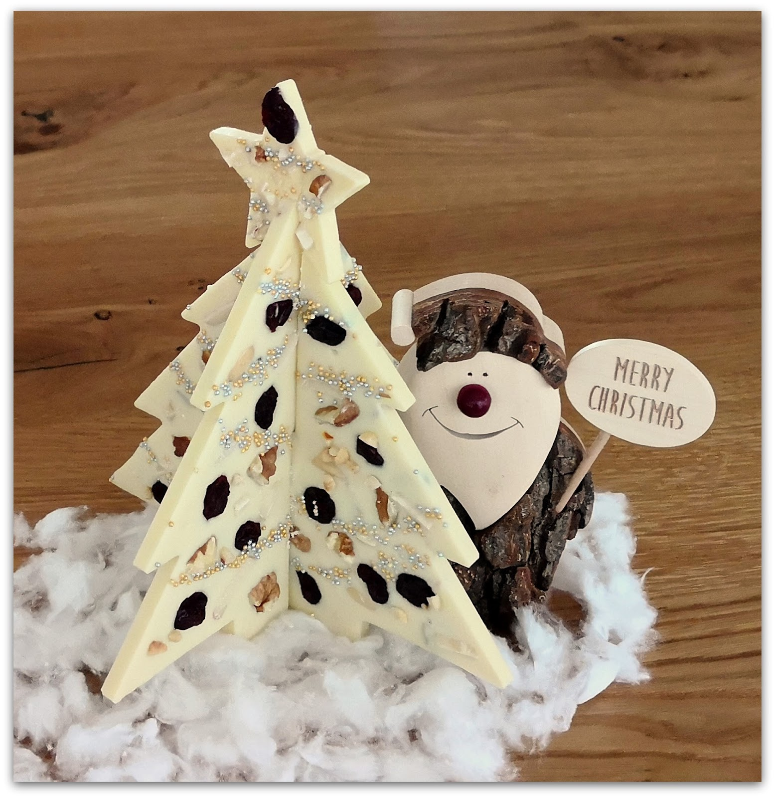 oh schokoladenbaum weihnachtsbaum aus schokolade. Black Bedroom Furniture Sets. Home Design Ideas