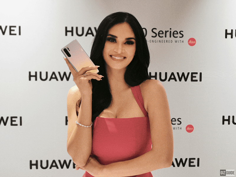 Huawei P30 series now available in the Philippines, nationwide!