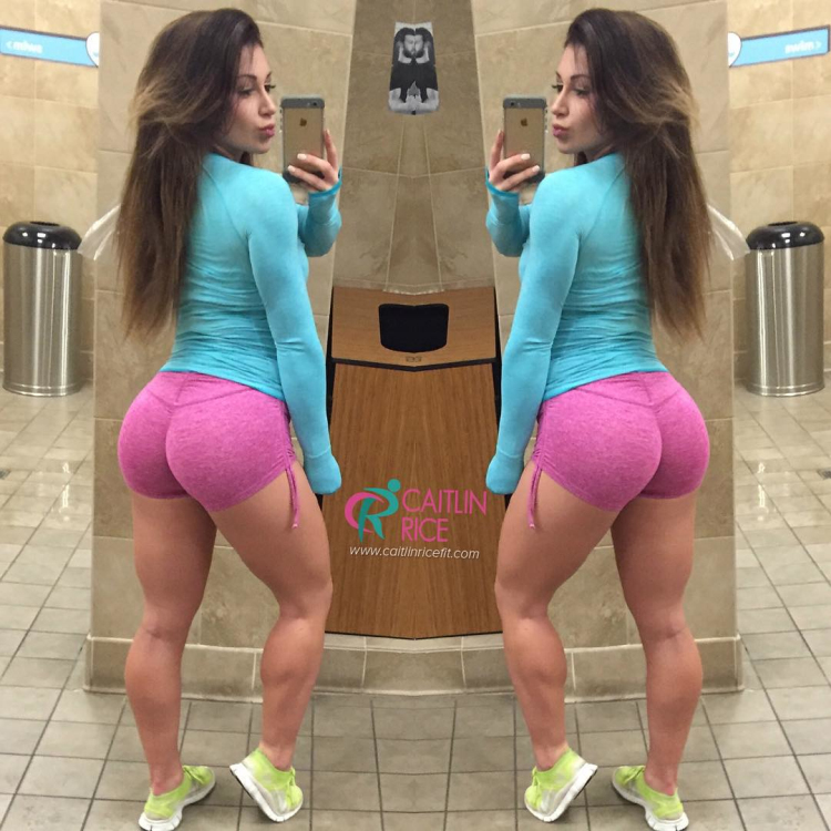 Fitness Caitlin Rice