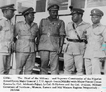 50th anniversary: July 29,1966 counter-coup, Africa's bloodiest coup d'état