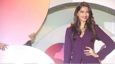 Bollywood actress Sonam Kapoor recent magazine photos