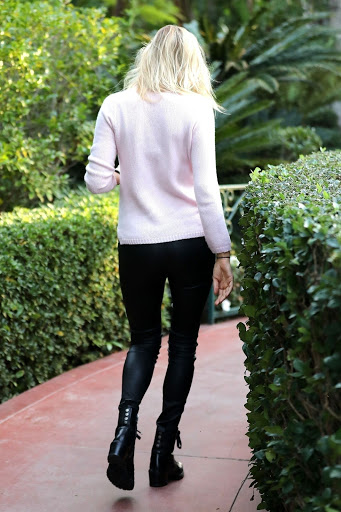 Kelly Rohrbach – Casual Outfit at Beverly Hills