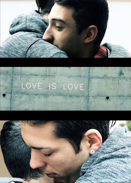 Love is love, film