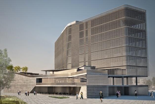 Αρχιτεκτονικός φοιτητικός διαγωνισμός στα Χανιά