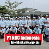 Lowongan Kerja PT NBC Indonesia KIIC Karawang