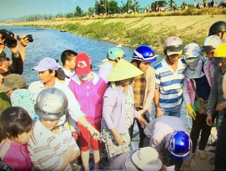 9 học sinh chết đuối ở Quảng Ngãi Lời mắng định mệnh