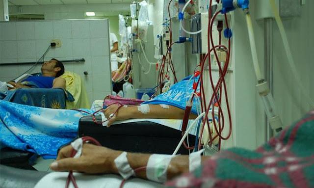 Fallas en el servicio eléctrico pueden apagar la vida de 84 pacientes en Trujillo