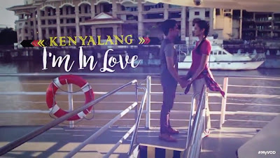 lirik lagu, kenyalang im in love, lirik lagu kenyalang im in love, ost kenyalang im in love, drama kenyalang im in love