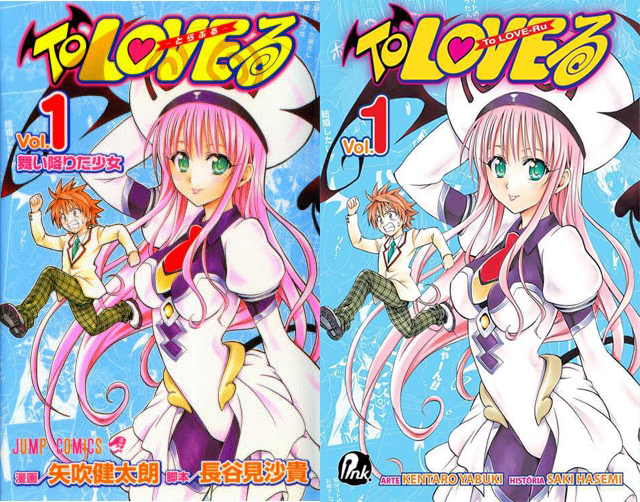 Review mangá to love ru trouble em portugues JBC