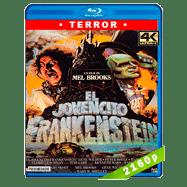 El joven Frankenstein (1974) 4K UHD Audio Dual Latino-Ingles