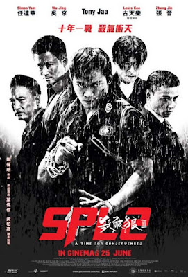 Sinopsis SPL 2: A Time for Consequences [China] (2015)
