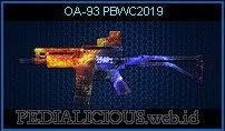 OA-93 PBWC2019