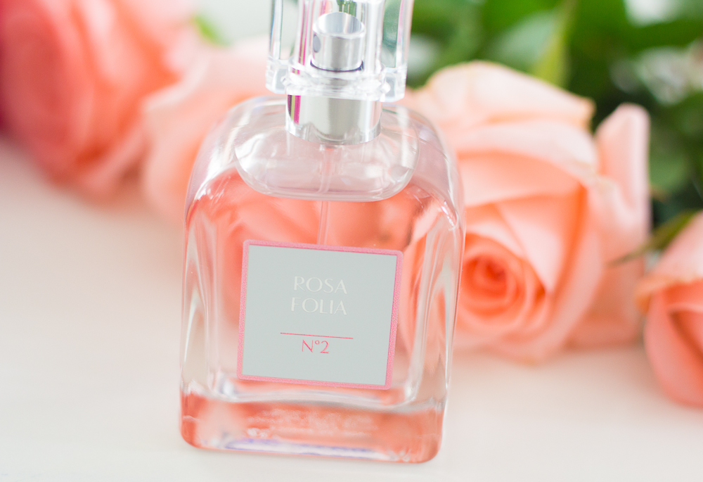 avis - parfum - rosa - folia - pierre - ricaud