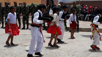 132. Jahrestag der Gründung unserer Provincia Sud Lipez