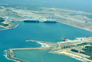 Hambantota Port Image Source: Dailymirror