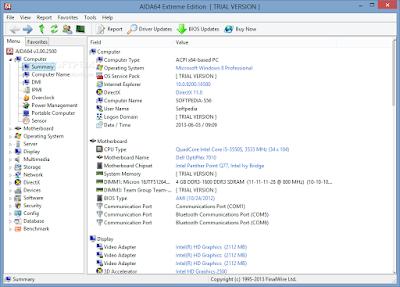 Aida64 Extreme Edition 5.95.4500 Multilingual Full Keygen Version Terbaru Gratis