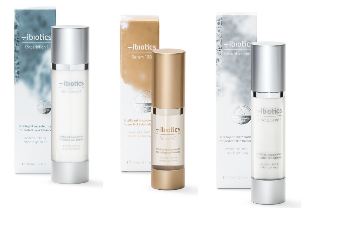 ibiotics beauty set kosmetik pflege