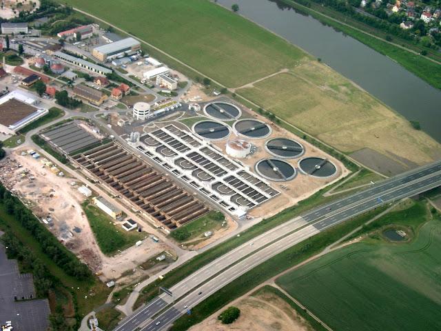 Impianto di trattamento delle acque