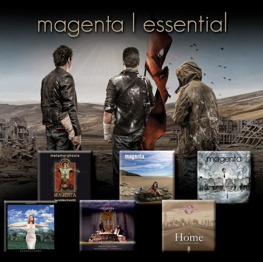 MAGENTA - Essential (2017) full
