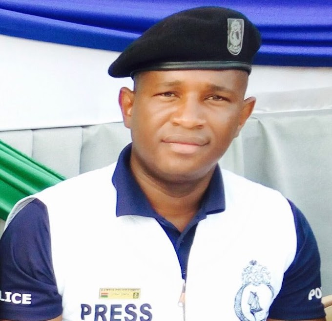 Gambian police officer commits suicide