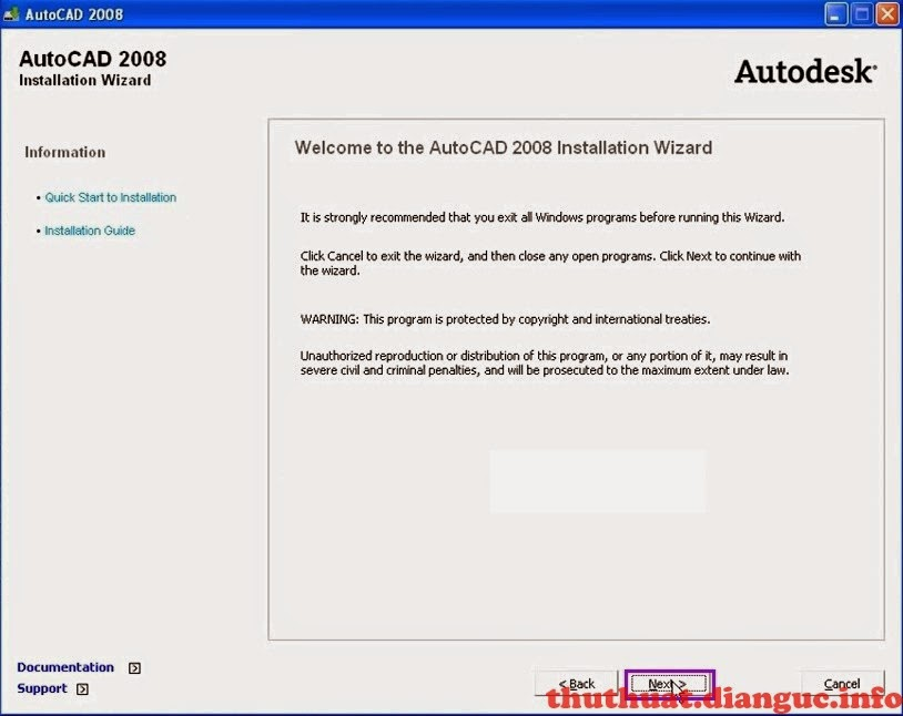 Download AutoCad 2008 Full Crack 1 Link Speed
