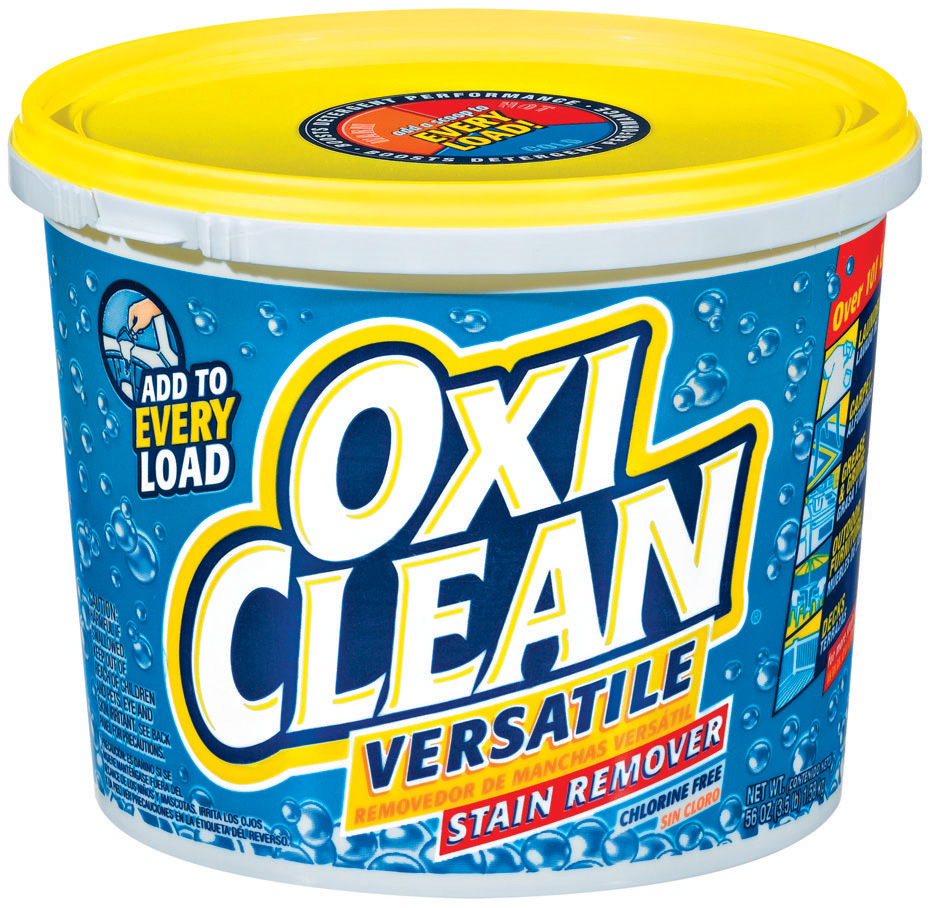 Short On Cents Oxiclean Launches Baseball Contest A