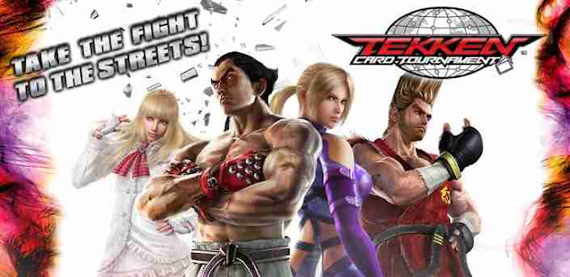Download Tekken Card Tournament Apk+Data