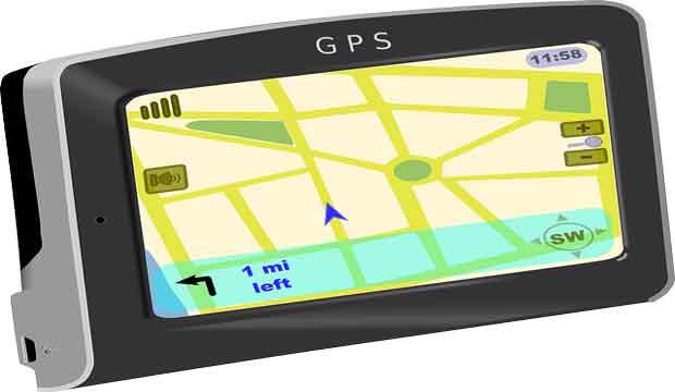 gunakan aplikasi maps untuk perjalanan liburan keluarga