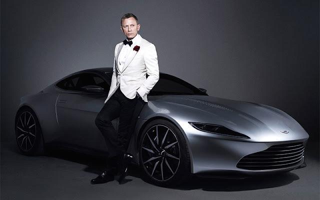 予想額は1億6000万円以上?最新ボンドカー「アストンマーチンDB10」がオークションへ!