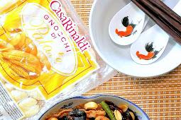 麻辣香锅 with Gnocchi