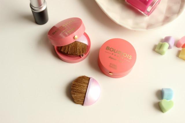 New Bourjois Little Round Pot Blushes Shades