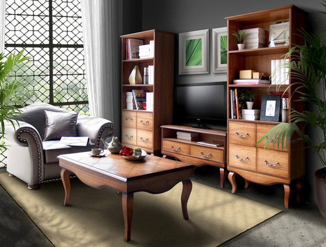 El blog de original house muebles y decoraci n de estilo for Departamentos decorados para navidad