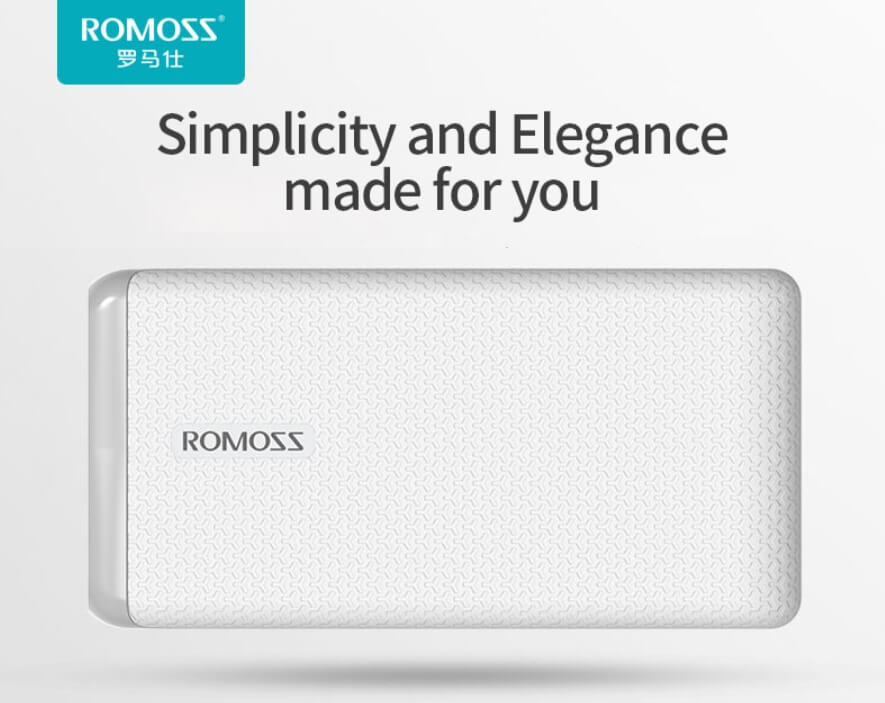 Romoss Unveils Five New Powerbanks