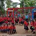 New Playground of Don Bosco Kindergarten in Battambang
