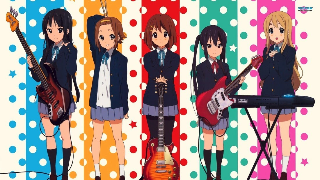 As The First Time They Performed On Stage Yui Forgot To Sing While She Focused Her Guitar
