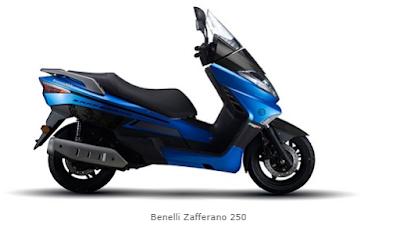 harga honda matic forza 250cc
