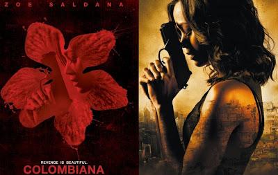 Colombiana Filme