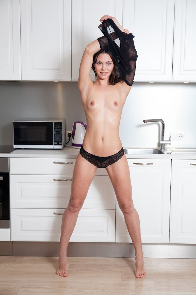 MetArt Alina Valera Kitchen Fun metart 10020