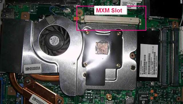 socket MXM