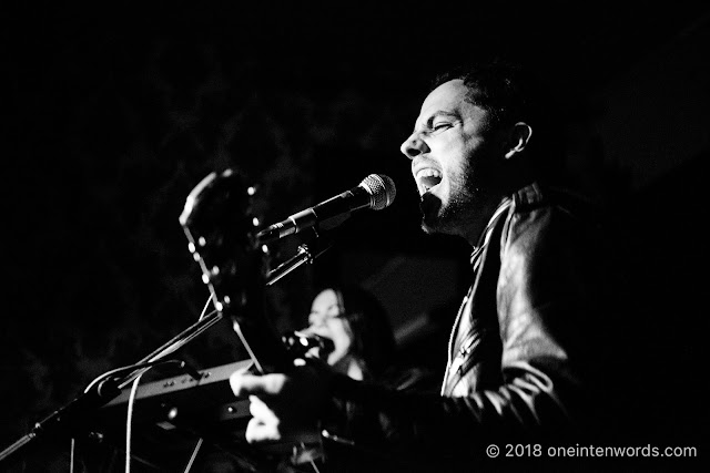 Marlon Chaplin at Cherry Cola's on June 15, 2018 for NXNE 2018 Photo by John Ordean at One In Ten Words oneintenwords.com toronto indie alternative live music blog concert photography pictures photos