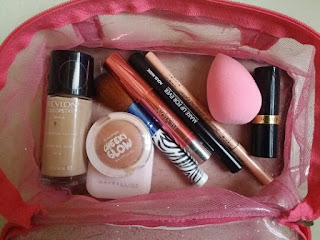 Makeup Essentials for Travel