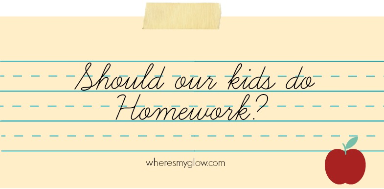 Do students really need homework