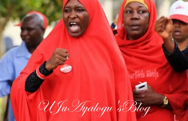 When all Chibok girls are released, you will become jobless – Presidency attacks Aisha Yesufu