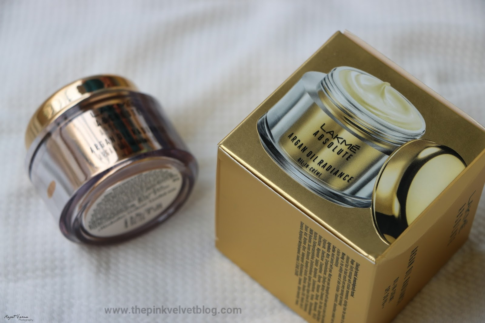 Lakme Argan Oil Radiance Creme