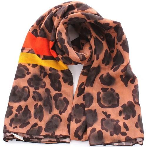 foulard-leopardato